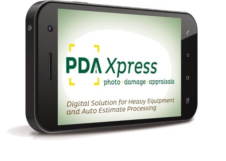 PDA Xpress Phone Example